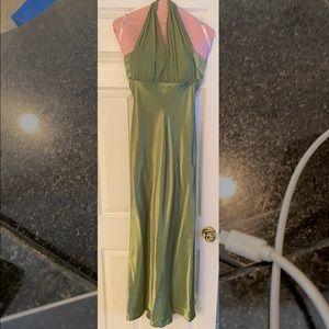Sage Green Gown